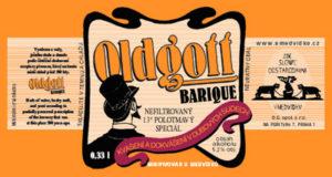 Oldgott  - nefiltrovaný, 13°polotmavý ležák, který kvasí a později dokváší v dubových sudech. Právě proto má pivo Oldgott přívlastek Barique. Obsah alhoholu: 5,2%