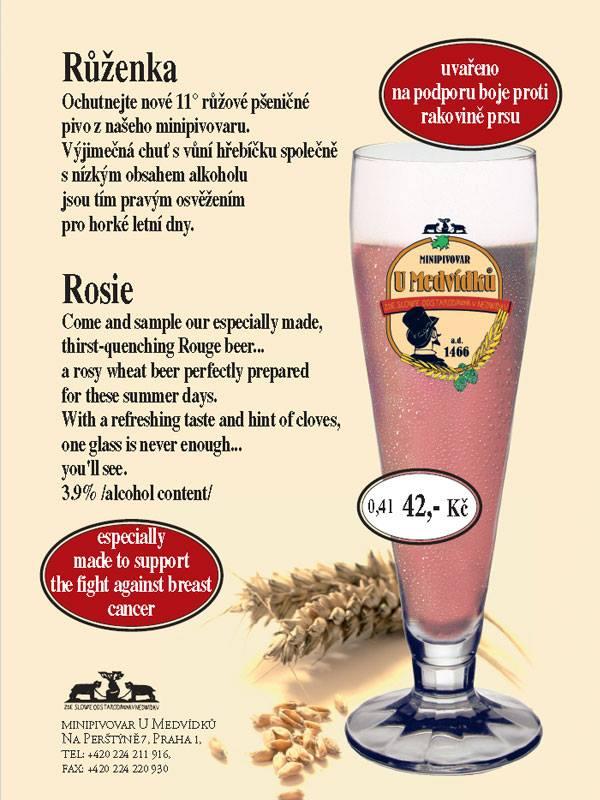 Pivo Růženka