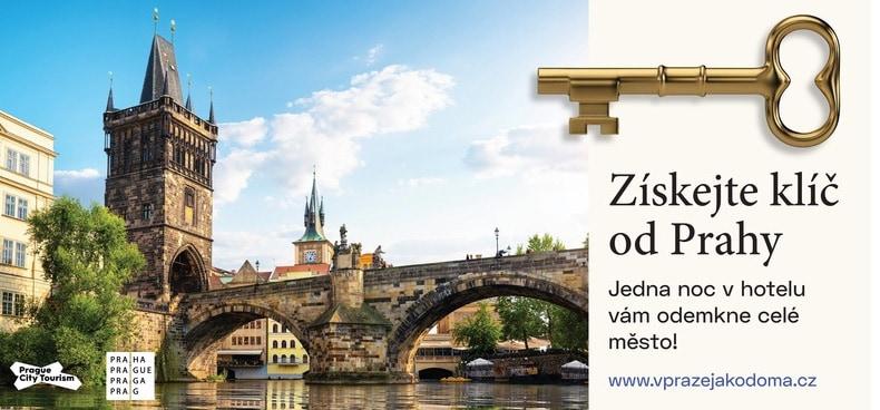 V Praze jako doma