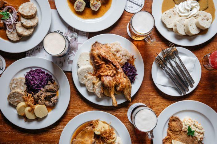 Restaurant U Medvidku